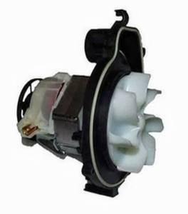 Schema Elettrico Folletto Vk 121 : Motore doppio cuscinetto completo di ventole vk