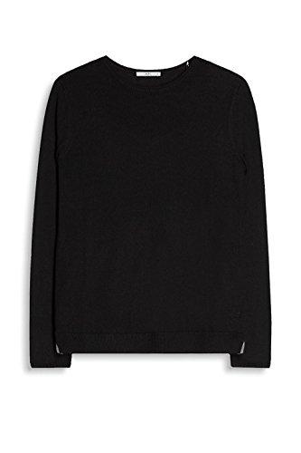 001 Pull edc Esprit Black Noir Femme 077cc1i024 by a60x7C