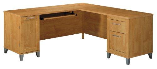 Somerset 71W L Shaped Desk