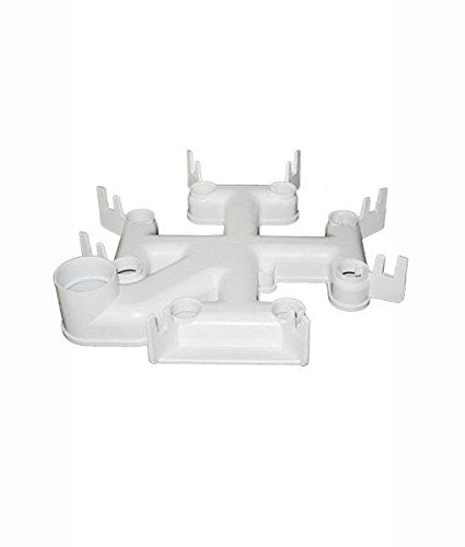 Manifold for Pentair FNS Plus D.E. Filter V38-140 Custom Molded Product 25237-600