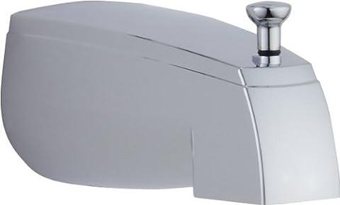 Delta Faucet RP5834 Tub Spout for Pull-Up Diverter, Chrome (Tub Shower Spout)