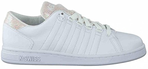 Swiss Low 95399 100 K Twister Lozan Weiblich White III Tongue Iridescent Sneaker dqq6fvw8