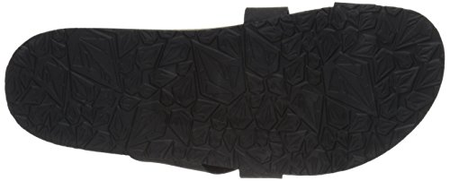 Damen Sandalen Volcom Selfie Sandals Women Black