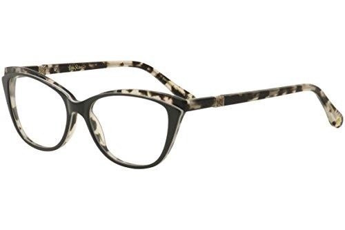 Lilly Pulitzer BENTLEY Eyeglasses 52 Slate - Eyewear Bentley