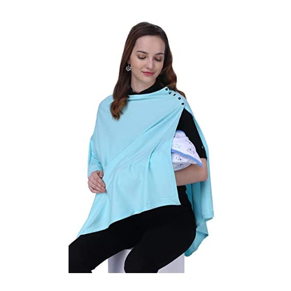 Warhammer Multi Use Breastfeeding Cover for Mother and Nursing Cover for Breastfeeding Mother with Free Bottle Cover