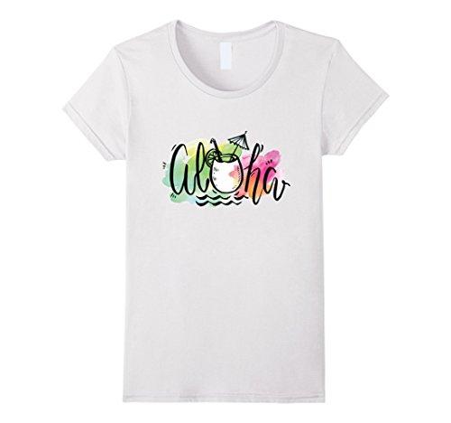 Ladies Aloha Shirt - 5