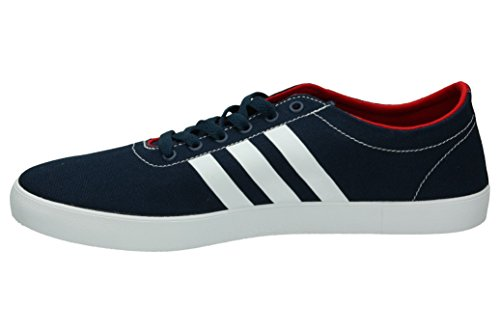Adidas Vs Easy Vulc, Scarpe da Ginnastica Uomo, Blu (Maruni/Ftwbla/Escarl), 42 EU