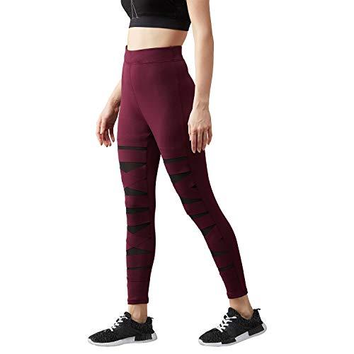 BLINKIN Women's Skinny Fit Sports Leggings