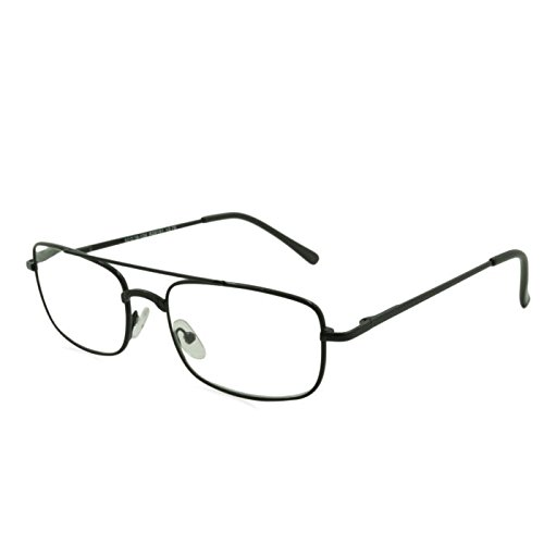 Able Vision R29151-blk-125 Reading Glasses 2.75