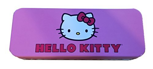 1 X Sanrio Hello Kitty Tin Pencil Case (Picnic) by Hello Kitty
