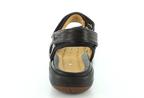 Clarks Unstructured Un Harbour Black