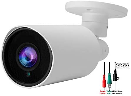 1 3 800TVL High Resolution IR LED 3.6 mm Fix Lens Day Night Weatherproof CCT.