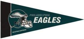 (Philadelphia Eagles Mini Pennants - 8 Piece Set)
