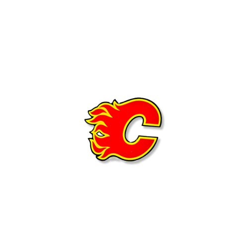 Logo Pin - aminco NHL Calgary Flames Logo Pin