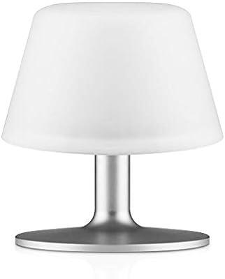 Eva Solo 571337 aluminio, color blanco lámpara de mesa lámpara de ...