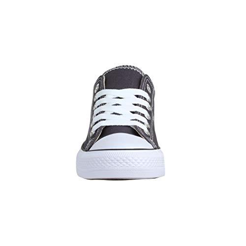 Elara Sneaker grey Donna Dk Dk Donna Sneaker grey Elara Elara xwOO6q
