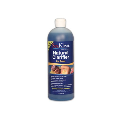 Sea Klear SKPCQ Natural Clarifier for Swimming Pools ()