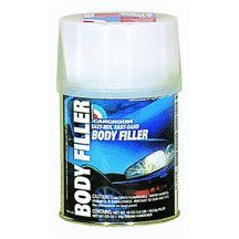 Body Filler With Hardener