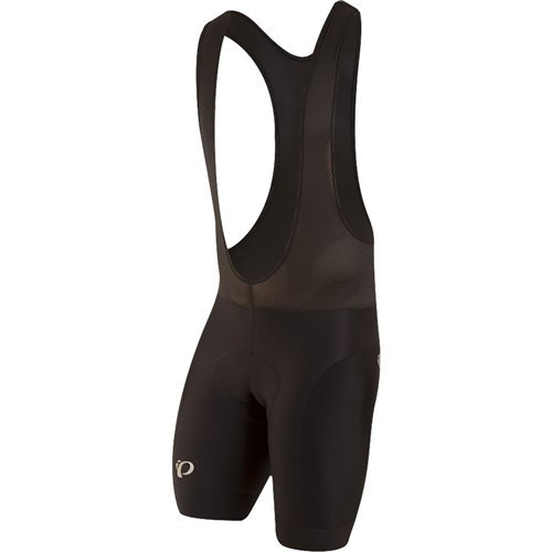 Pearl iZUMi Elite Escape Bib Shorts, Black, Large