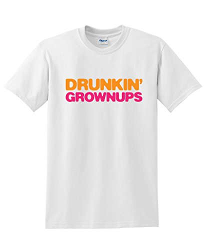 drunkin-grownups-adult-party-sarcastic-drinking-funny-t-shirt-l-white