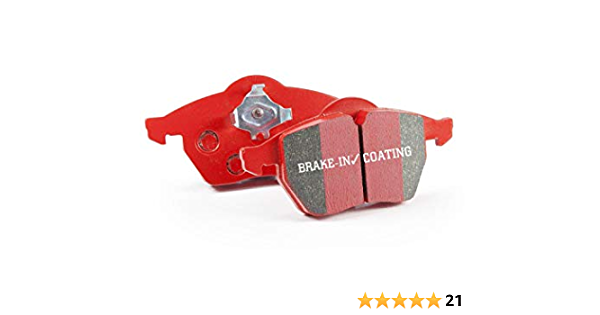 EBC Front Yellowstuff Brake Pads Dp41963R Fast road and Track
