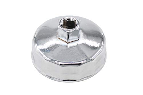 Price comparison product image NewYall Oil Filter Housing Cap Wrench Remover Tool