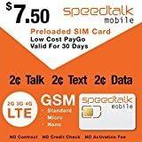 Amazon.com: speedtalk Servicio de tarjeta SIM de prepago ...