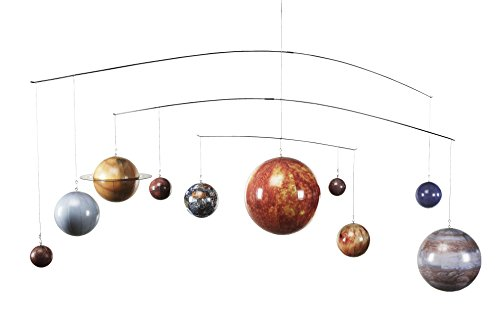 Park Avenue Collection Mobile Solar System by Ben&Jonah