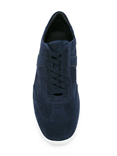 outlet get to buy Tod's Men's XXM08A0S480RE0U820 Blue Suede Sneakers best for sale finishline cheap price TgGxe