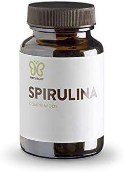 Spirulina ECO - Naturcid - Comprimidos - [150 und - 400mg ...