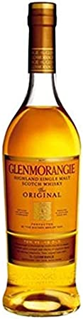 Glenmorangie original 10 Años de Edad 70cl, Highland Whisky escocés (paquete de 6 x 70 cl)