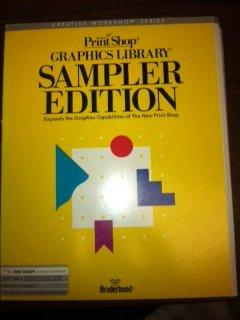Sampler Print (The New Print Shop Graphics Library Sampler Edition)