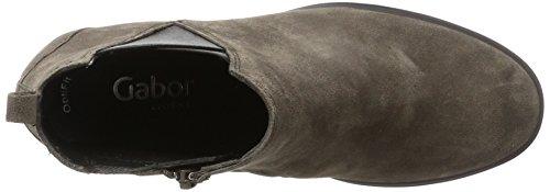 Comfort Anthrazit 30 Para Botas Shoes Micro Sport Gabor Gris Mujer qH08wAx5