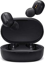 Redmi Airdots 2 Fones de ouvido Bluetooth - Fones de ouvido sem fio compatíveis com iPhone e Android - Fones d