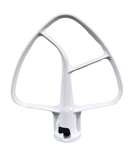 Reemplazo plana Beater Fits KitchenAid 4.5-qt. tilt-head Base de la amasadora HR1565/40, compatible con los modelos: K45,...
