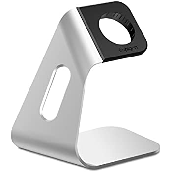 Spigen Apple Watch Stand S330 with Aluminum Body for Apple Watch Series 3 / series 2 / Series 1 - Patent Pending