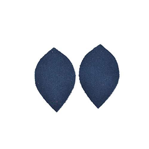 12pk-Leather Leaf Small Die Cut