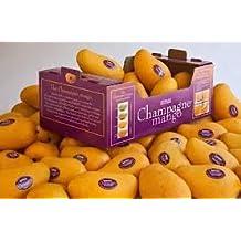 Fresh Champagne Mangoes (Golden Atulfo) - 5 Pounds