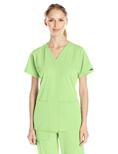 WonderWink Womens V Neck Scrub Top