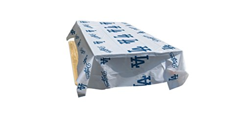 (RICO INDUSTRIES MLB Los Angeles Dodgers Vinyl Table Cover, One Size, Team Colors )