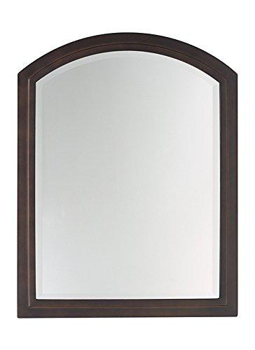 Oil Rubbed Bronze 24 D x 31 H Oil Rubbed Bronze 24 D x 31 H Feiss MR1042ORB Boulevard Wall Mount Mirror
