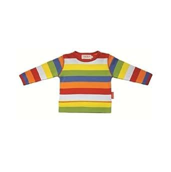 SPIG - Camiseta de Toby de Manga Larga para bebé, Talla 3-4 Years - Talla Inglesa, Color