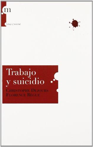 Trabajo Y Suicidio