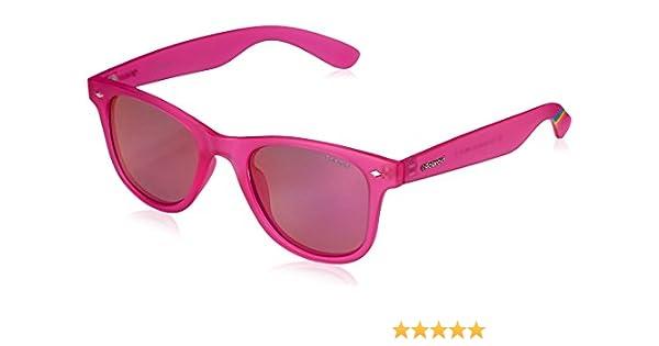 Polaroid PLD 6009/NM AI IMS Gafas de sol, Rosa (Bright Pink/Grey Pink Grey Speckled Pz), 50 Unisex Adulto