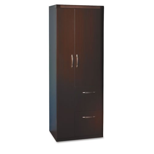[Mayline Aberdeen Series Personal Storage Tower] (File Wardrobe Cabinets)