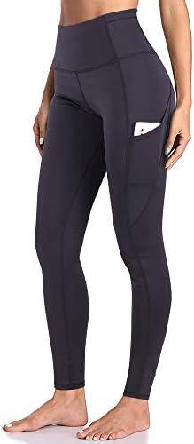 GRAT.UNIC Workout Leggings for Women,Camo Leggings with Pockets,Yoga Pants,High Waisted Out Pocket Womens Leggings