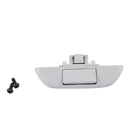 (Rear Sunroof Shade Handle Light Gray Fit For Audi Q7 2007-2015 4L0898924B )