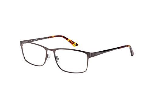 Hackett London 1189/Mens/Rectangular/Stainless Steel Eyeglasses/frames