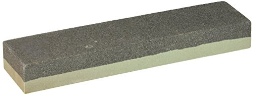 Winco SS-821 Combination Sharpening Stone, 8-Inch by 2-Inch by 1-Inch