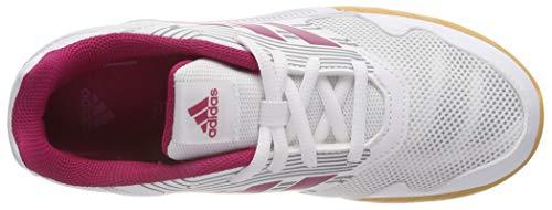 Blanco Grey Entrenamiento Zapatillas Pink bold Adidas De mid Ba9427 White Unisex footwear 0 Niños xw7xSYqtC